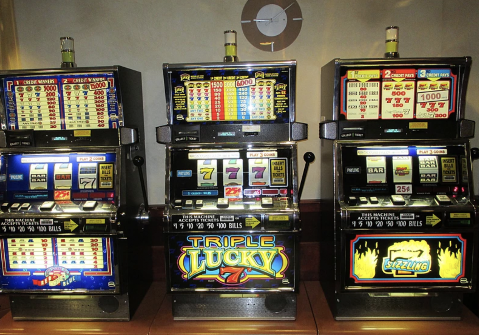 Read more about the article 3分鐘介紹電子遊戲:老虎機遊戲(slot)